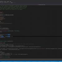 Visual Studio – the Void